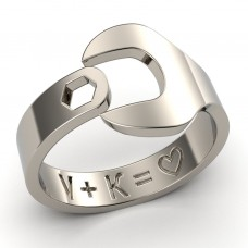 Восковка кольцо 10016