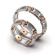 Восковка кольцо 10017