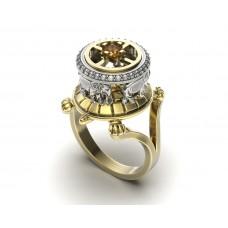 Восковка кольцо 10020