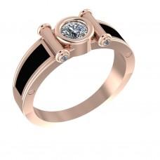 Восковка кольцо 10038