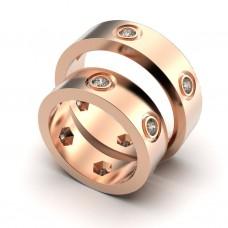 Восковка кольцо 10039