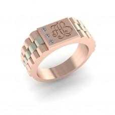 Восковка кольцо 10057