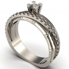 Восковка кольцо 10138