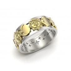 Восковка кольцо 10167