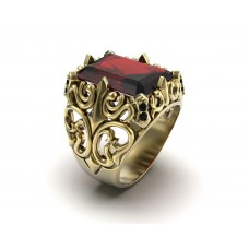 Восковка кольцо 10169