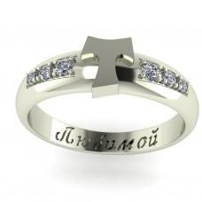 Восковка кольцо 10237