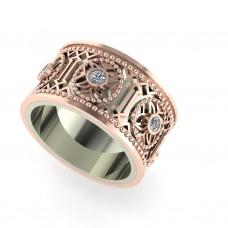 Восковка кольцо 10292