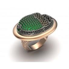 Восковка кольцо скоробей 9548