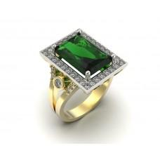 Восковка кольцо 9581