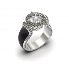 Восковка кольцо 9583