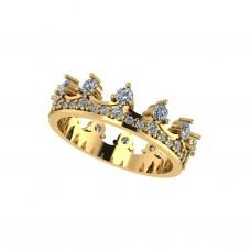 Восковка кольцо 9646