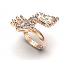 Восковка кольцо 9692