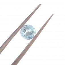 Круг SWISS Топаз London Blue 5 мм